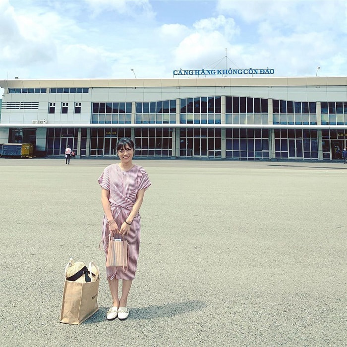 du lịch Côn Đảo từ Hà Nội - di chuyển bằng máy bay
