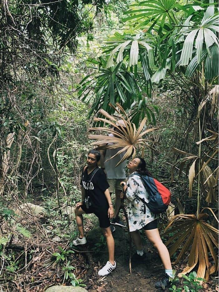 du lịch Côn Đảo từ Hà Nội - tham quan vườn Quốc gia