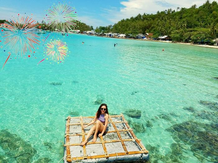 Đảo Nam Du - Địa điểm du lịch Tết Dương Lịch 2021