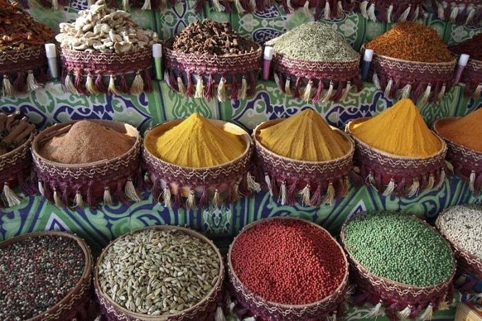 Mua gì khi du lịch Ai Cập - Đồ gia vị