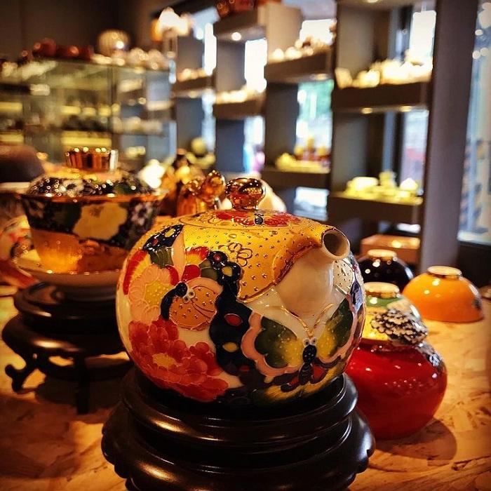 Du lịch Đài Loan mua gì làm quà để ý nghĩa và độc đáo - gốm sứ