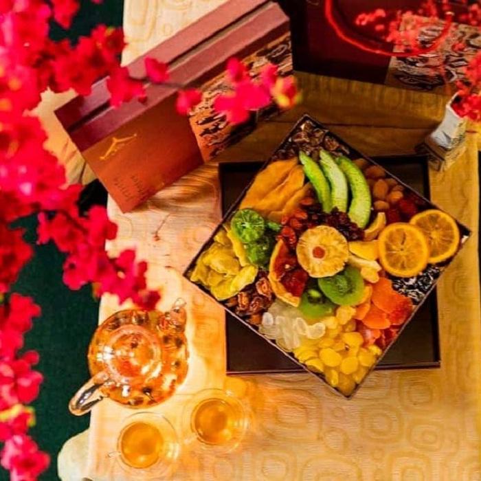 Du lịch Đài Loan mua gì làm quà để ý nghĩa và độc đáo - hoa quả sấy khô