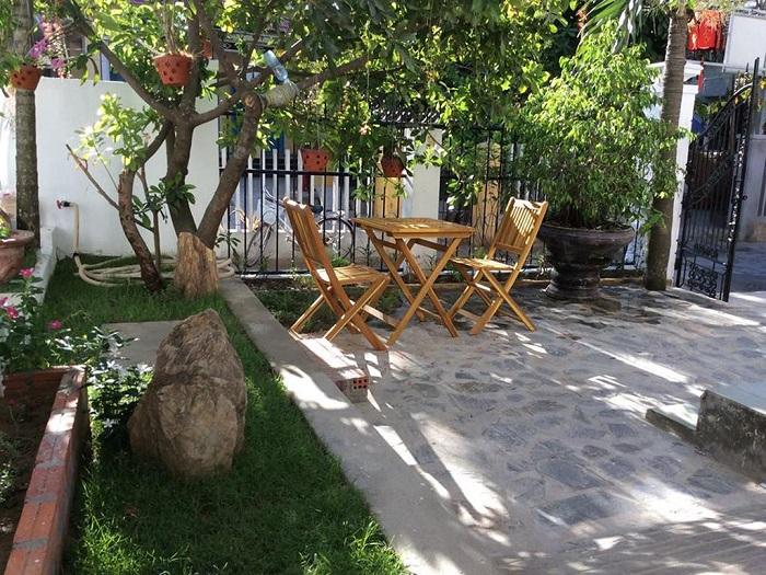 Homestay in Quang Tri - Garden Homestay