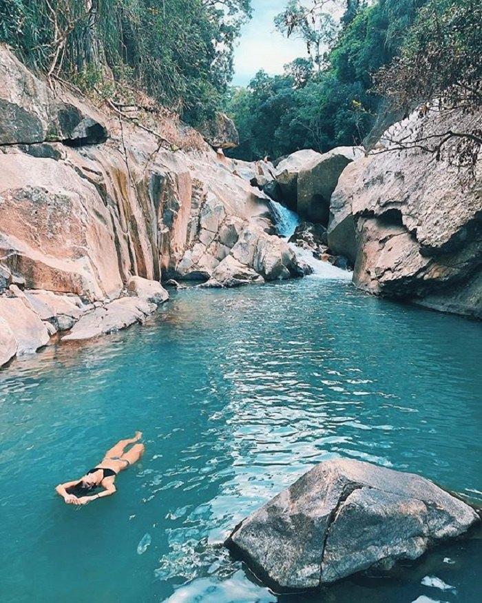 KDL Ba Hồ điểm du lịch ở Ninh Hòa nên ghé thăm