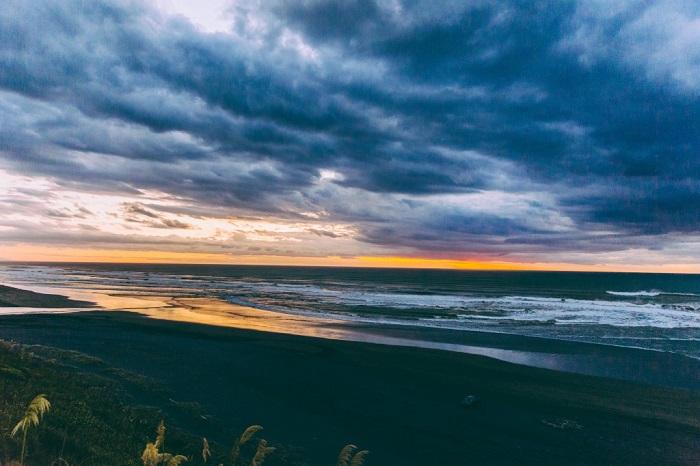 Ngắm mặt trời lặn trên đại dương! - Khám phá Auckland trong 4 ngày