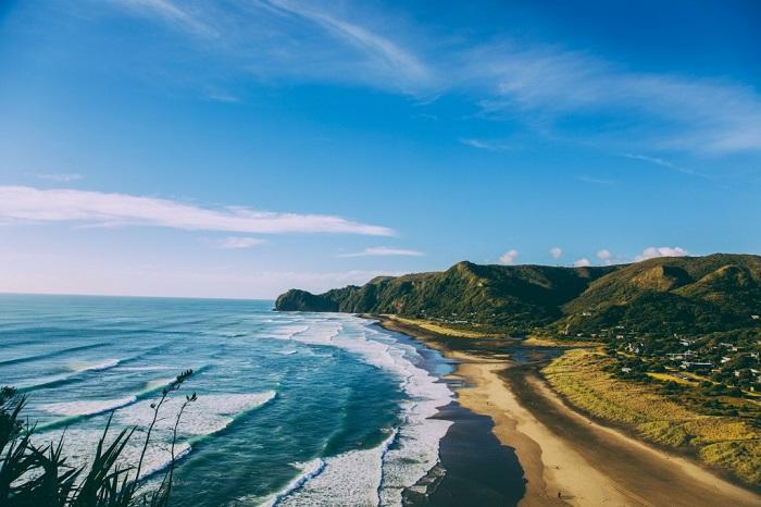 Trải nghiệm bờ biển phía tây hoang dã - Khám phá Auckland trong 4 ngày