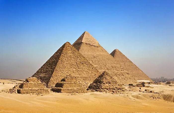 Đại kim tự tháp Giza - Top những địa điểm bí ẩn nhất trên thế giới