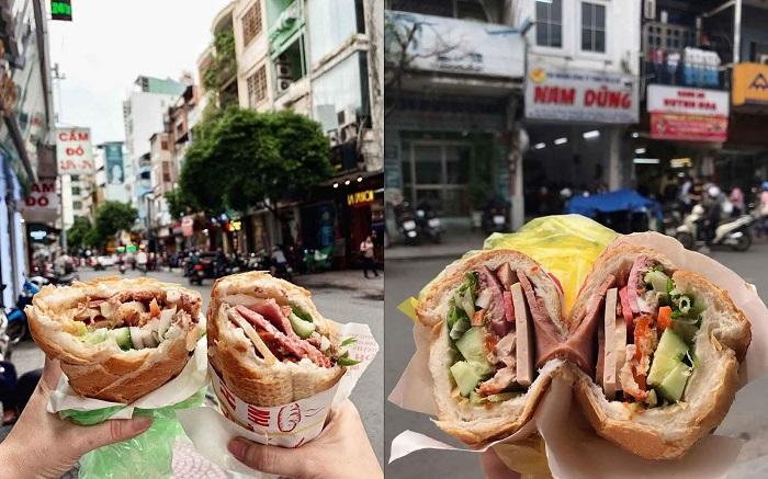 Kinh nghiệm du lịch Sài Gòn - thưởng thức bánh mì Sài Gòn