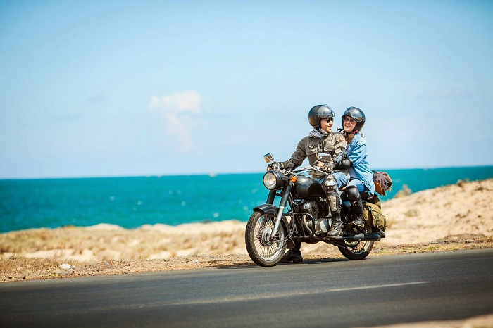 Kinh nghiệm du lịch Sài Gòn -phượt Sài Gòn bằng xe máy