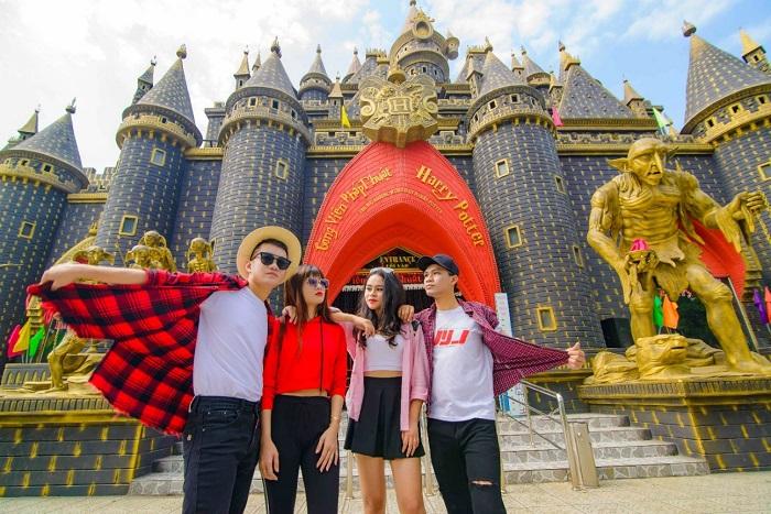 Kinh nghiệm du lịch Sài Gòn - khu du lịch Suối Tiên