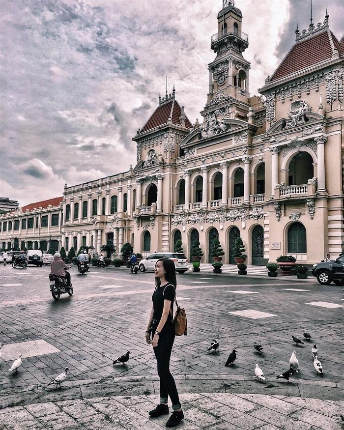 Kinh nghiệm du lịch Sài Gòn - thời điểm đẹp nhất