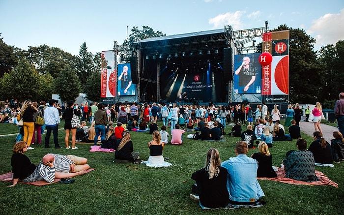 Lễ hội Helsingin Juhlaviikot - lễ hội ở Phần Lan mang màu sắc nghệ thuật