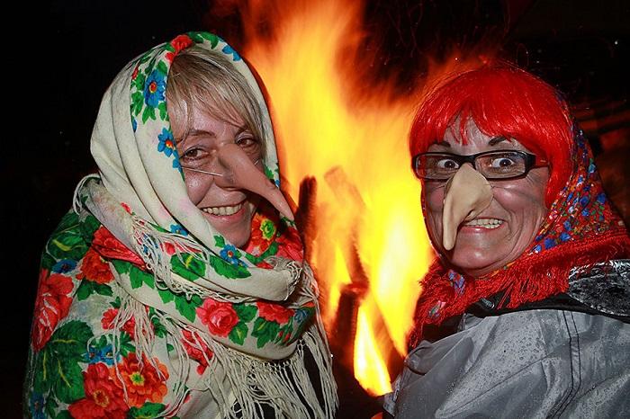 Đêm Walpurgis - lễ hội ở Phần Lan ấn tượng
