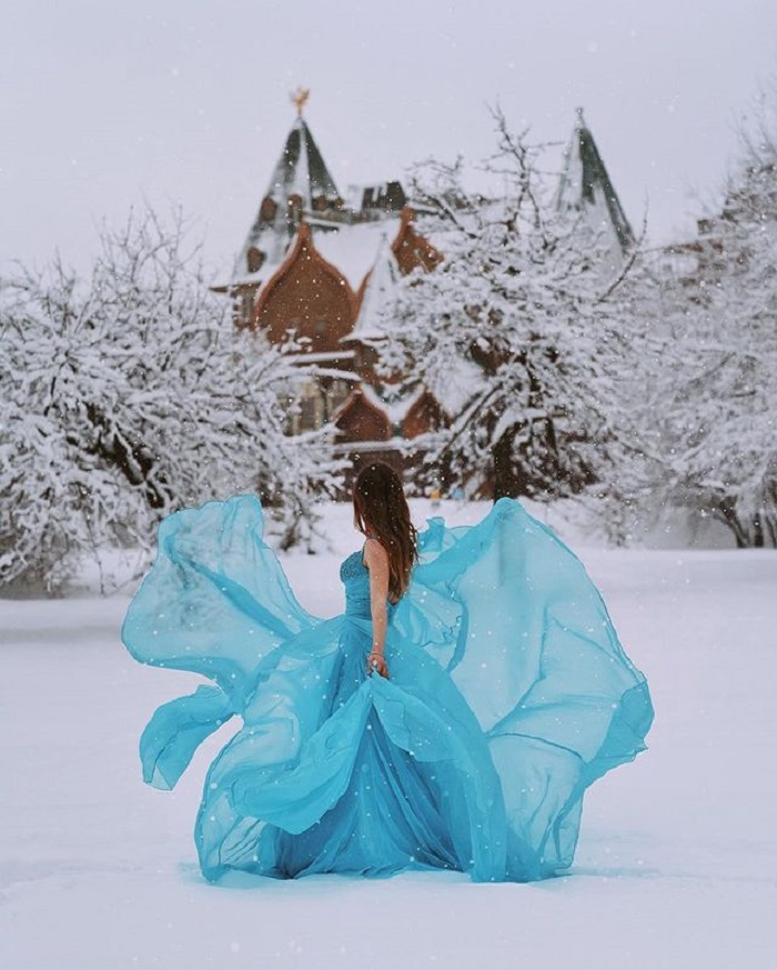 Du lịch Nga tháng 12 ngắm nhìn cảnh mùa đông