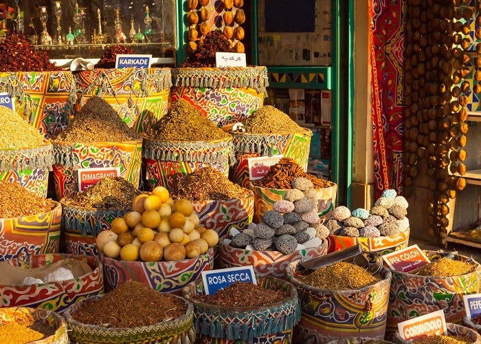 Cẩm nang mua gì khi du lịch Ai Cập