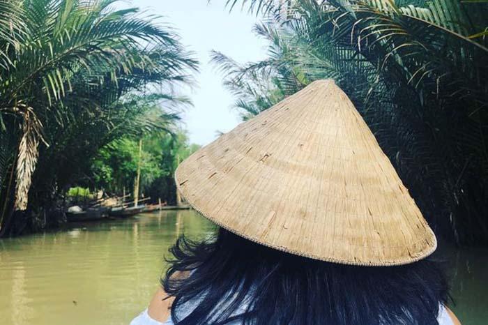 Check in khu du lịch Làng Bè Bến Tre - Ngắm nhìn khung cảnh trên sông