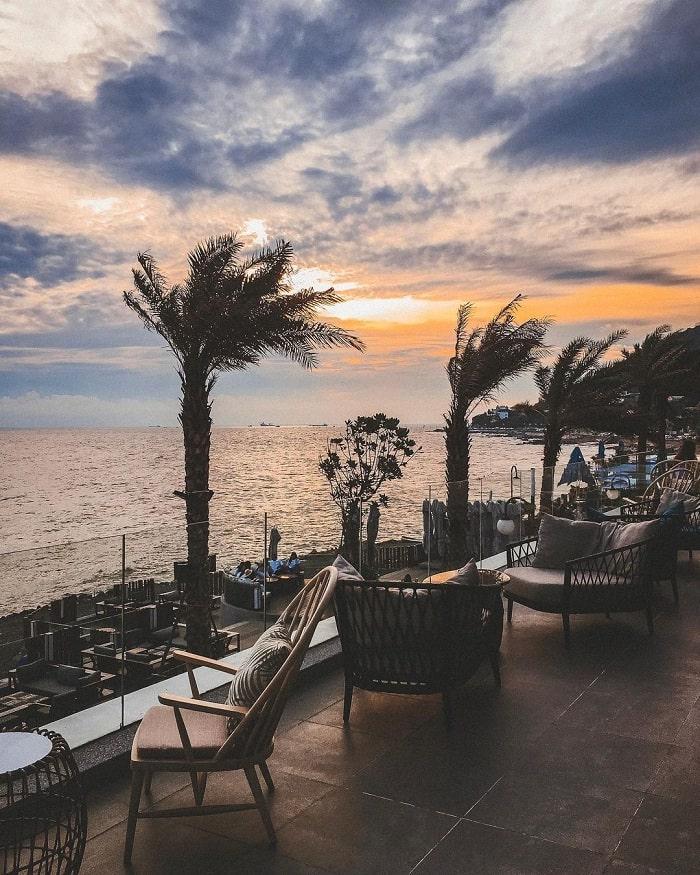 khách sạn sang trọng - nơi nghỉ tại Bãi Dứa Vũng Tàu