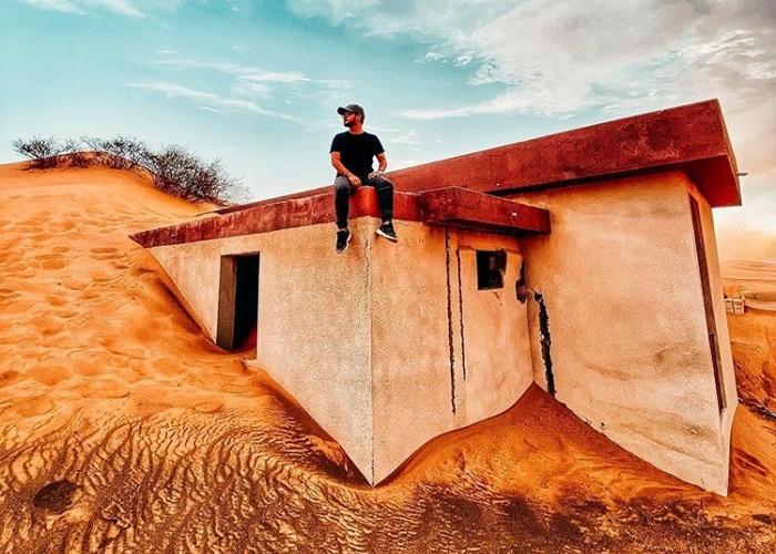 Ngôi làng ma ám ở Dubai: từ nơi bị bỏ hoang thành điểm du lịch hút khách