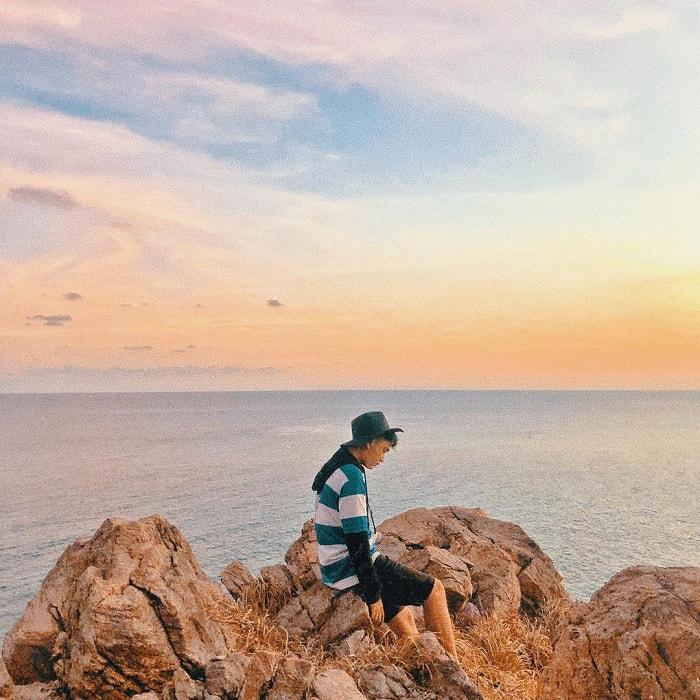 núi Yên Ngựa Côn Đảo - đón bình minh ở mũi Cá Mập