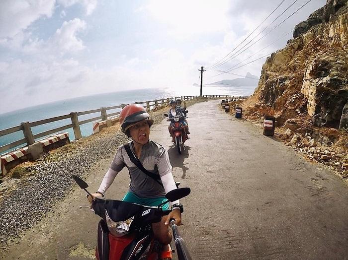 núi Yên Ngựa Côn Đảo - phượt xe máy