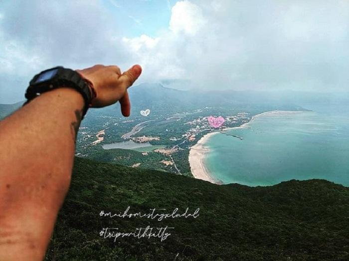 núi Yên Ngựa Côn Đảo - điểm đến check in hấp dẫn