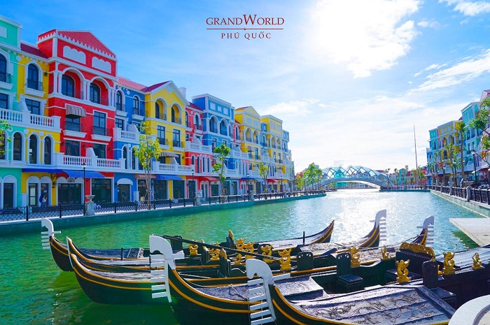 Discover Grand World Phu Quoc - the right time to go