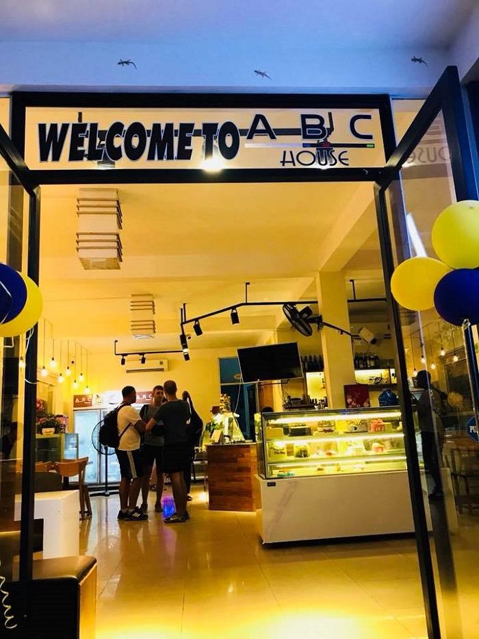 quán cafe đẹp ở Phú Yên - ABC Bakery & cafe