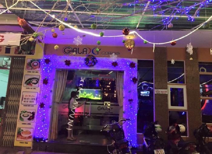 quán cafe đẹp ở Phú Yên - Cafe & Bar Galaxy