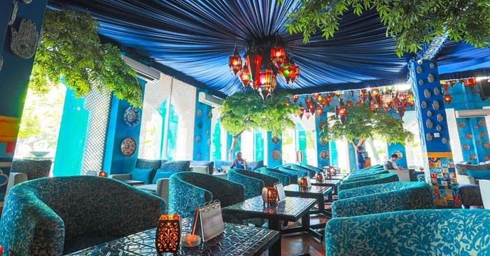 Nice cafe in Phu Yen - DaDa cafe & Mediterranean lounge