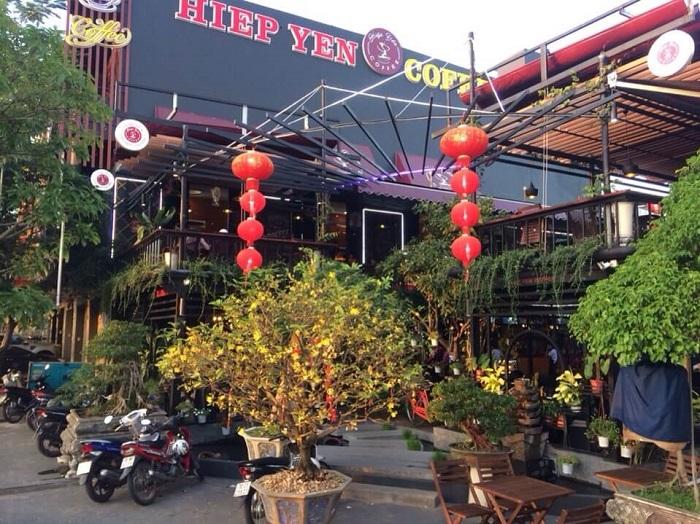 quán cafe đẹp ở Phú Yên - Hiệp Yến cafe
