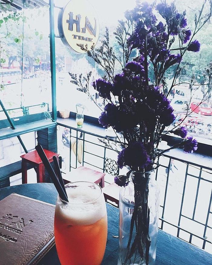 Hanoi Time Coffee - quán cà phê view Hồ Gươm siêu đẹp ở Hà Thành