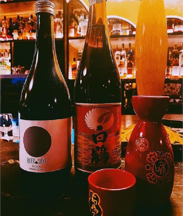 Du lịch Đài Loan mua gì làm quà để ý nghĩa và độc đáo - rượu sake yuchun
