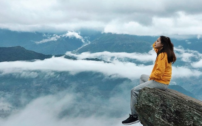 Cloud hunting - Attractive experience when traveling to Sapa in December