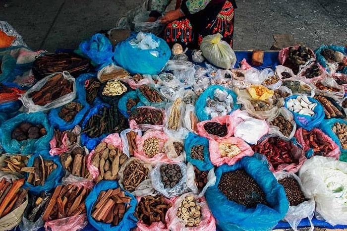 Chợ phiên Phố Cáo là một trong những khu chợ phiên hà Giang đặc sắc nhất