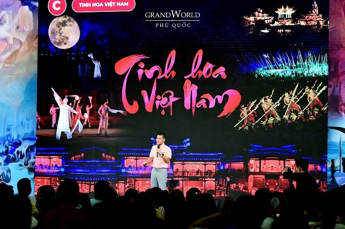 Discover Grand World Phu Quoc - art show
