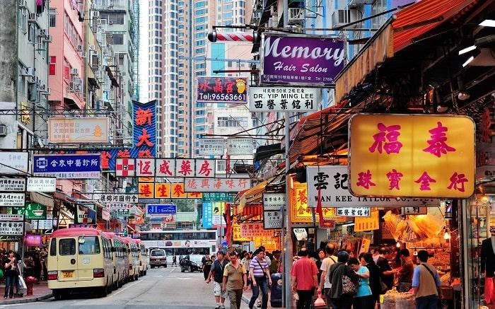 Sự khác biệt giữa Hồng Kông và Trung Quốc về hệ thống giao thông