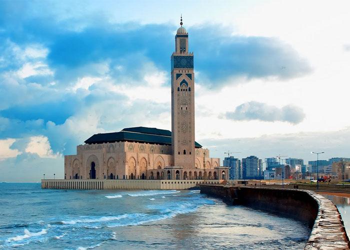 thành phố sa mạc hiện đại nhất thế giới-Casablanca