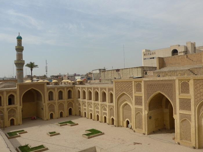 House of Wisdom- thành phố sa mạc hiện đại nhất thế giới
