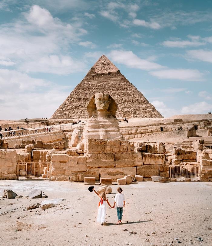 thành phố sa mạc hiện đại nhất thế giới-Cairo