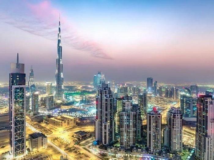 thành phố sa mạc hiện đại nhất thế giới - dubai