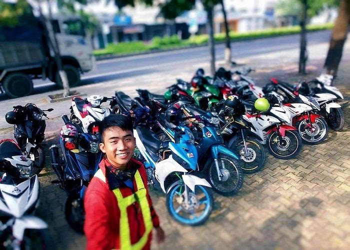 Thuê xe máy ở Sài Gòn - những lưu ý quan trọng