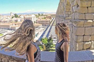 Chỉ mất một tiếng đồng hồ để ghé thăm những điểm đến gần Madrid này!