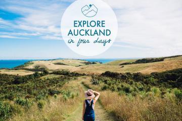 Hành trình khám phá Auckland trong 4 ngày với nhiều điều thú vị