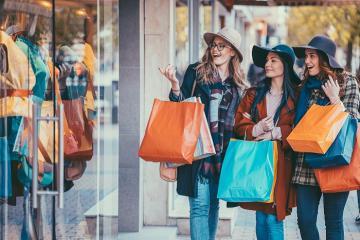Shopping thả ga tại 7 khu mua sắm nổi tiếng Singapore