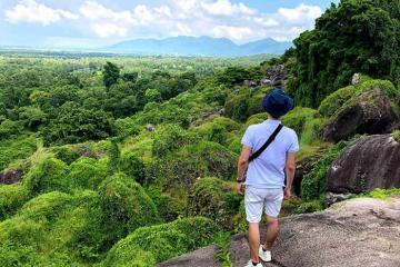 Khu du lịch đồi Tức Dụp - nơi hội tụ vẻ đẹp của thiên nhiên và lịch sử