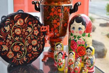 Búp bê Matryoshka và những biểu tượng văn hóa Nga đặc sắc nhất