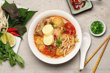 Mê đắm với danh sách các món bún ngon ở Việt Nam theo từng vùng miền