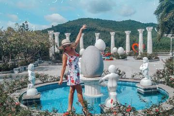 Các khu du lịch ở Nha Trang 'hót hòn họt' khiến du khách mê mẩn