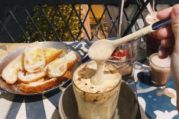 Gió lạnh về lại nhớ vị những thức uống mùa đông Hà Nội!