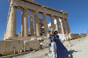 Ngỡ ngàng trước 4 công trình kiến trúc nổi tiếng nhất thủ đô Athens – Hy Lạp